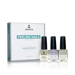 Peeling Nails Kit 3x 7,4 ml