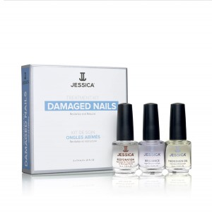 Damaged Nails Kit 3x 7,4 ml