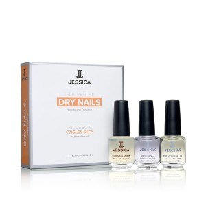 Dry Nails Kit 3x 7,4 ml
