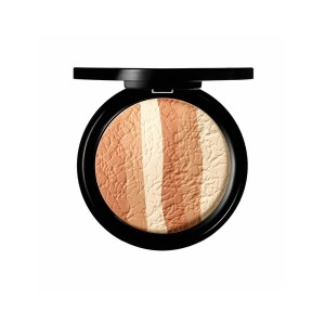 Glamorous Trio Bronzing Face Finish 01 Treasure