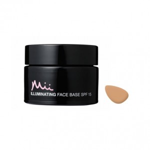 Illuminating Face Base 04 Golden Glow